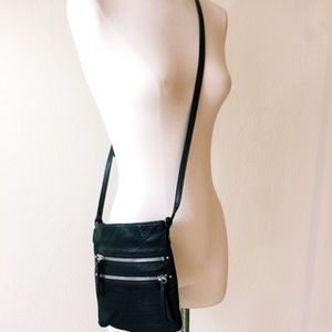 Hobo International Leather Crossbody Bag